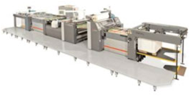 8500 Cycloe Laminating Machine