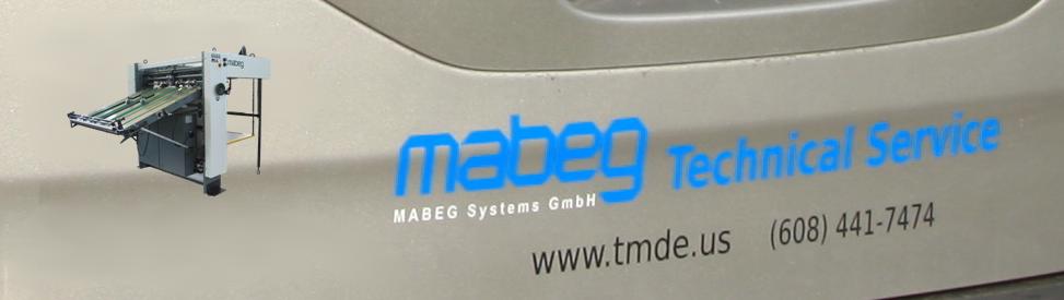 tdme service vehicle